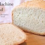 Bread Machine Sandwich Bread