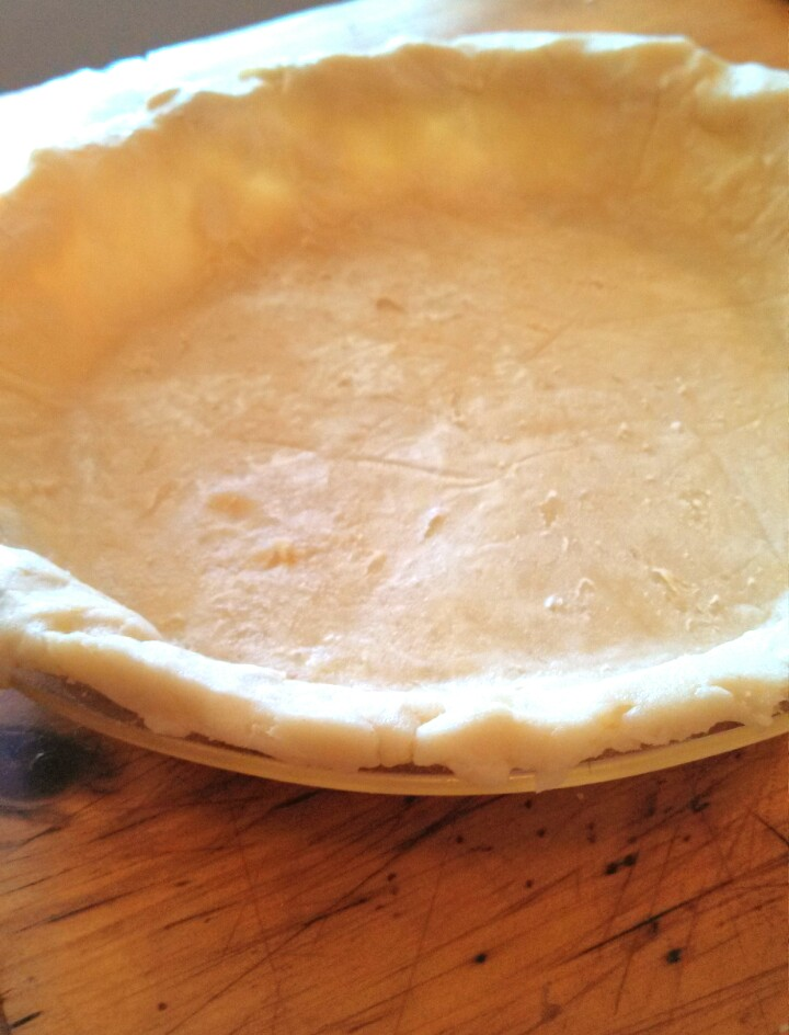 Lard Pie Crust Pure Traditions