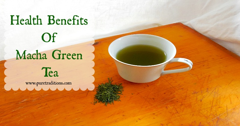 Health Benefits Of Matcha Green Tea www.puretraditions.com