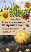 The mix and match guide to Companion Planting Book Review -Pure Traditions
