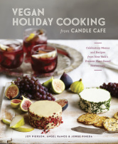 Vegan Holiday Cooking Book Review : Pure Traditions.