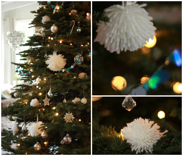 Pom-Pom-Christmas-Collage - DIY Christmas Ideas - Pure Traditions