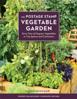 The Postage Stamp Vegetable Garden Book Review - Pure Traditions